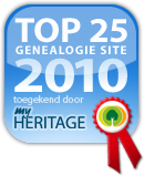 MyHeritage Award 2010