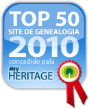 Prêmio Top Sites de Genealogia